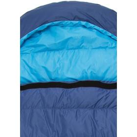 Y by Nordisk Tension Brick 600 Sac de couchage L, royal blue/methyl blue